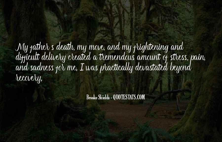 Quotes About Sadness And Pain #621750