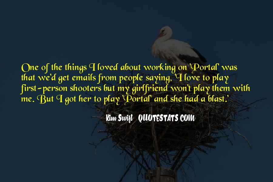Quotes About Saying Sorry To My Girlfriend #1843875