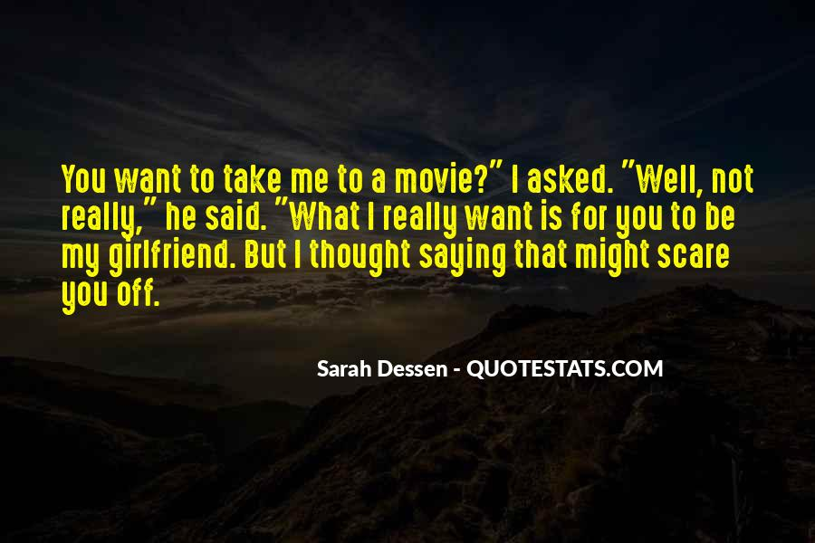 Quotes About Saying Sorry To My Girlfriend #4919