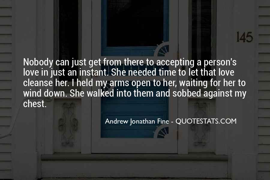 Quotes About Waiting For Her Love #1170256