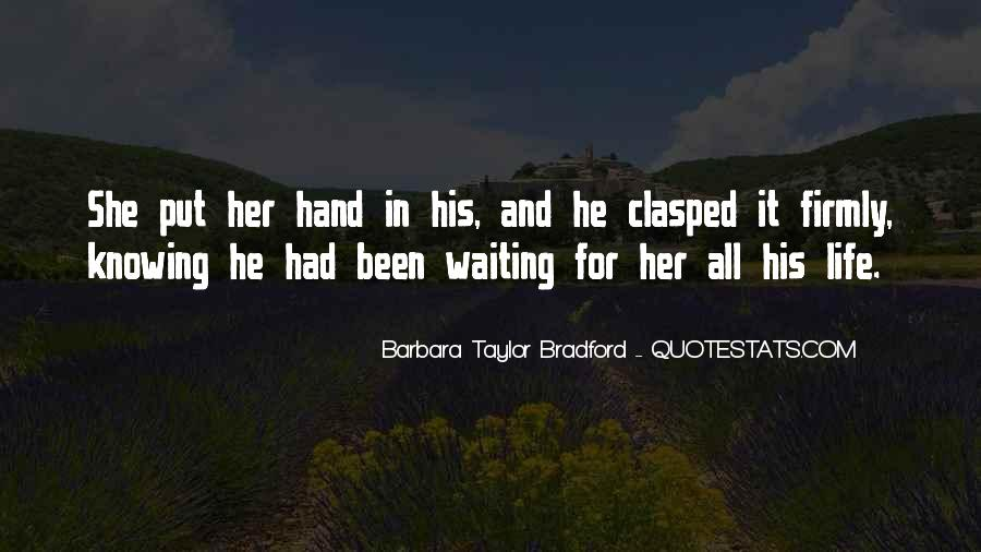 Quotes About Waiting For Her Love #1448848