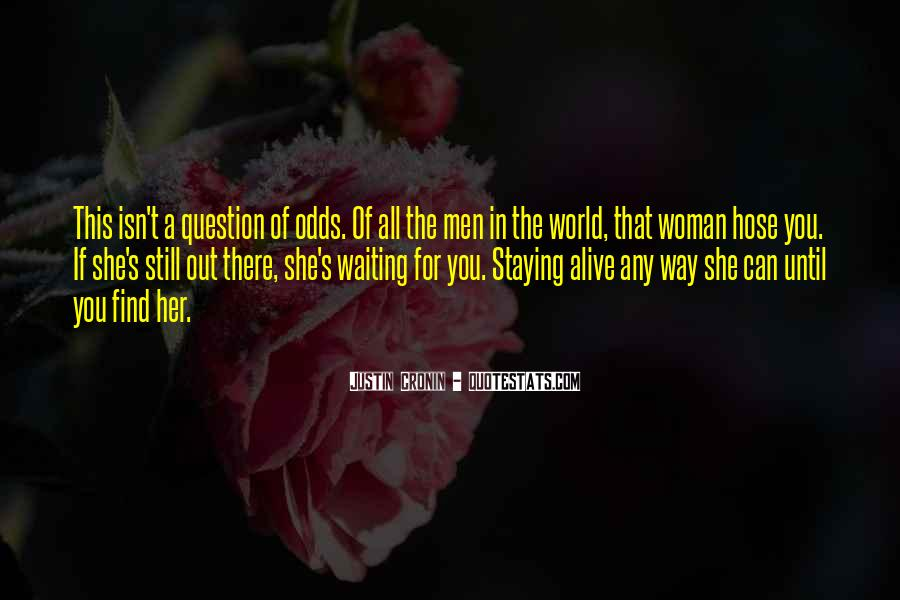 Quotes About Waiting For Her Love #474677