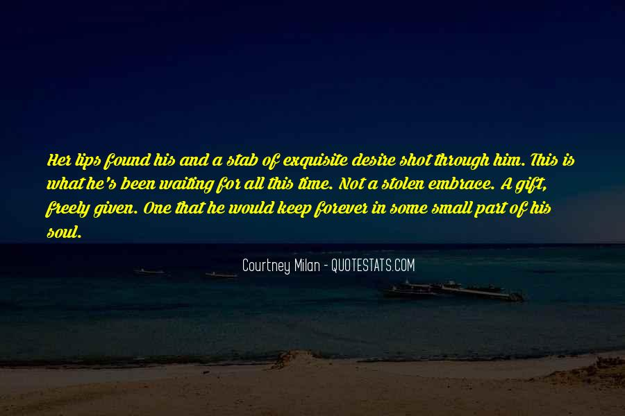 Quotes About Waiting For Her Love #567785