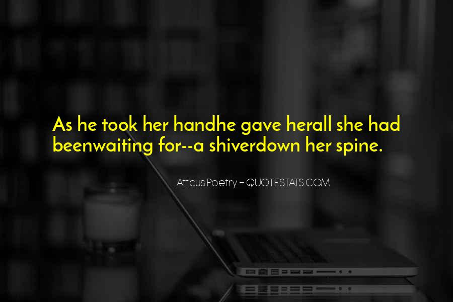 Quotes About Waiting For Her Love #679193