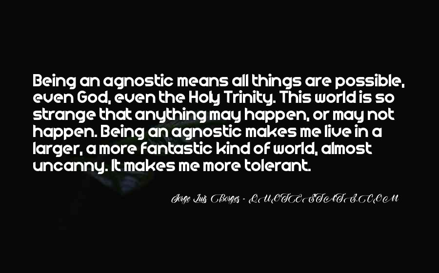 Quotes About The Holy Trinity #1536917