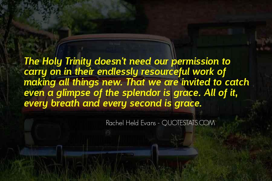 Quotes About The Holy Trinity #1773938