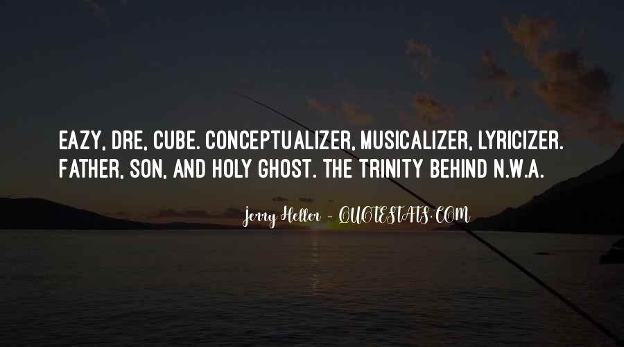 Quotes About The Holy Trinity #1835455