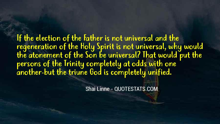 Quotes About The Holy Trinity #188986