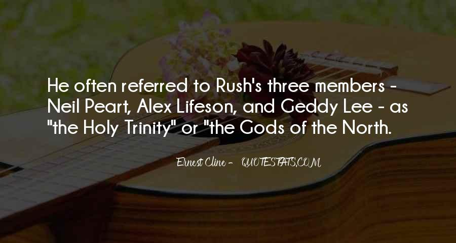 Quotes About The Holy Trinity #580181