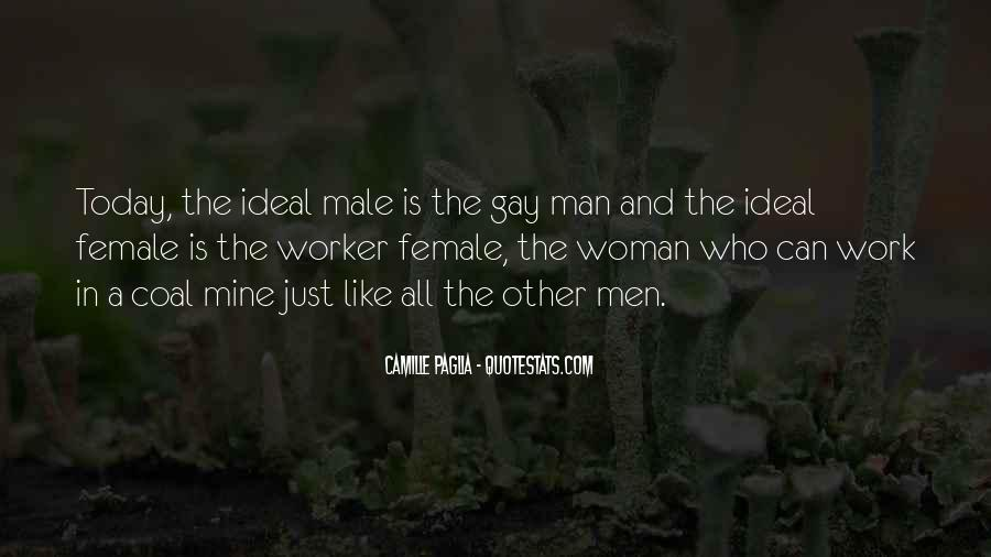Quotes About My Ideal Man #9578