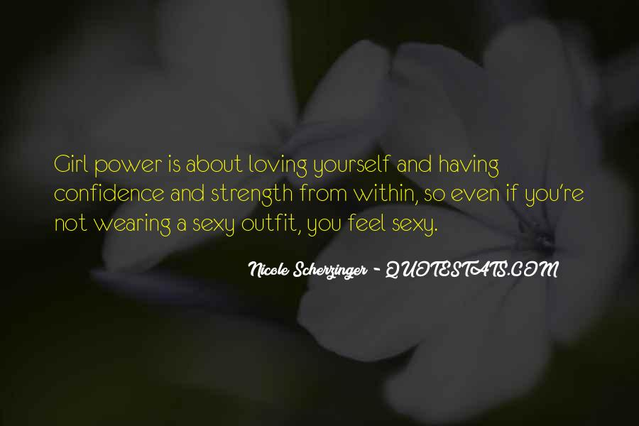 Quotes About Confidence About Yourself #1044038