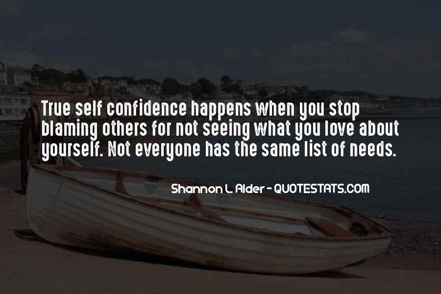 Quotes About Confidence About Yourself #1156115