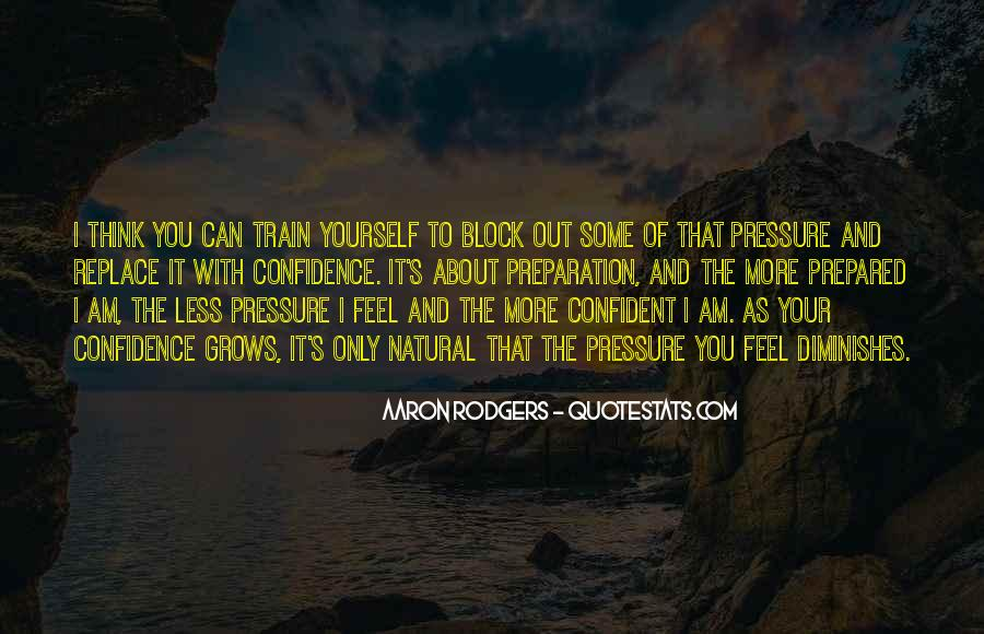 Quotes About Confidence About Yourself #1589968