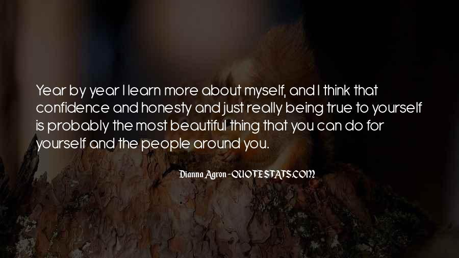 Quotes About Confidence About Yourself #1773553