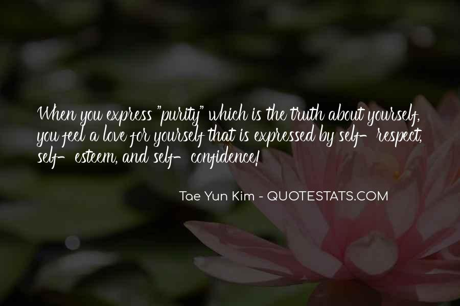 Quotes About Confidence About Yourself #61993