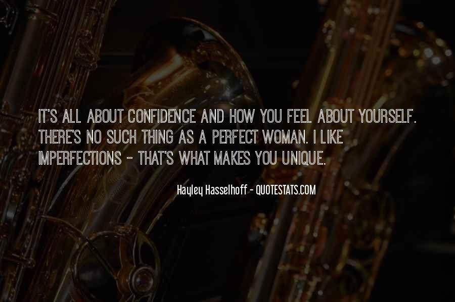 Quotes About Confidence About Yourself #653285