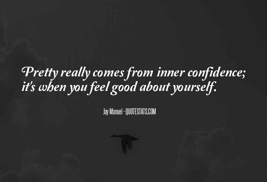 Quotes About Confidence About Yourself #671979