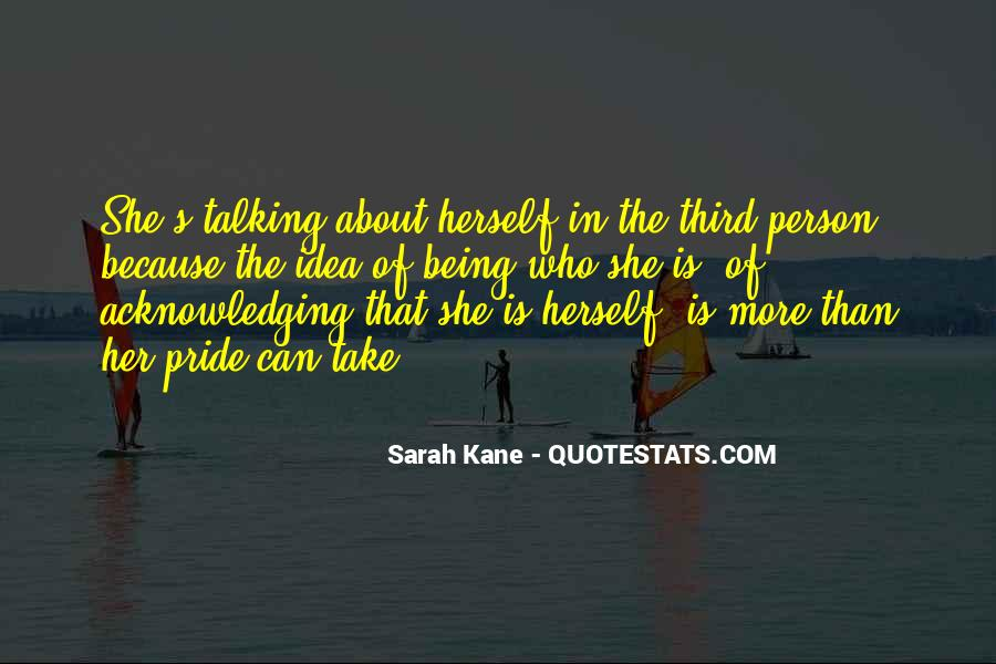Quotes About Acknowledging Someone #11931
