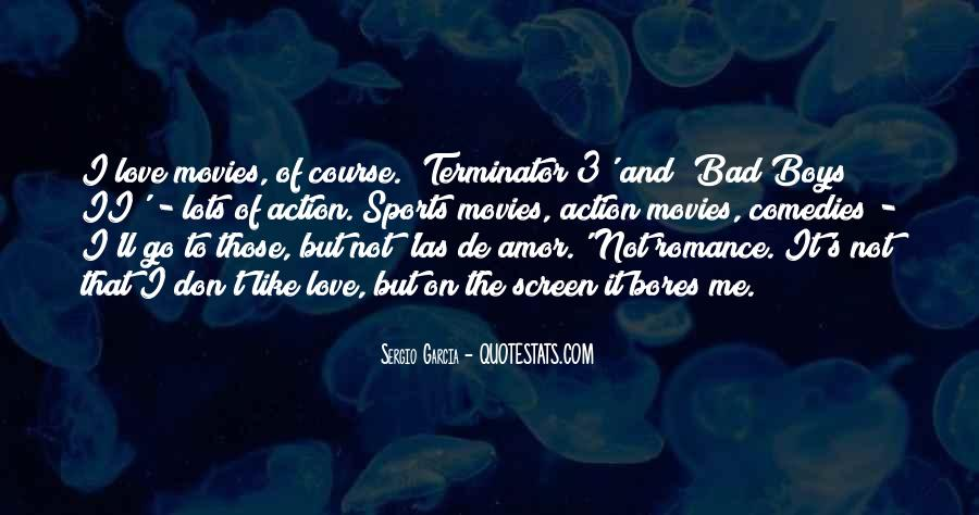 Quotes About The Terminator #1812850