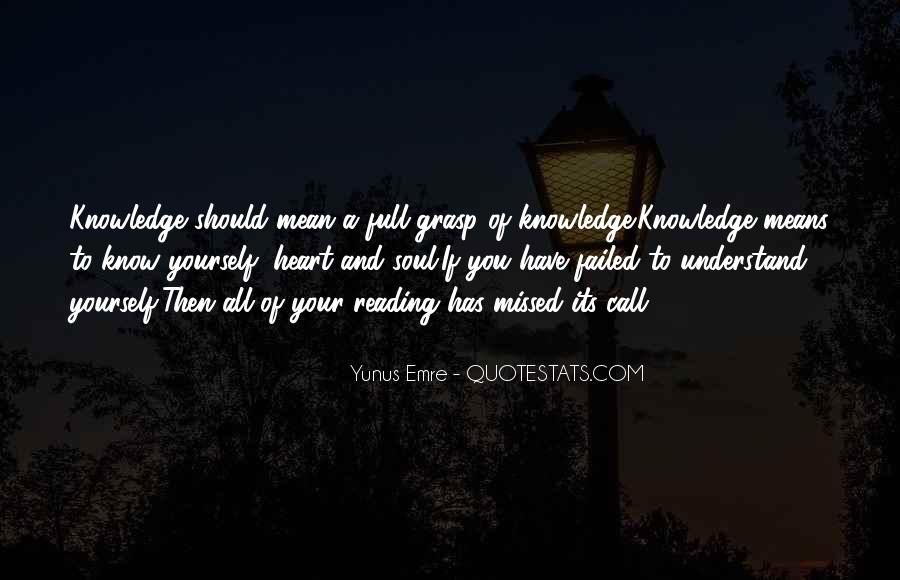 Quotes About Knowledge And Reading #1111980