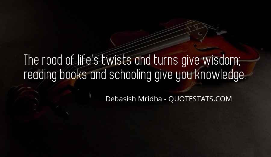 Quotes About Knowledge And Reading #1418994