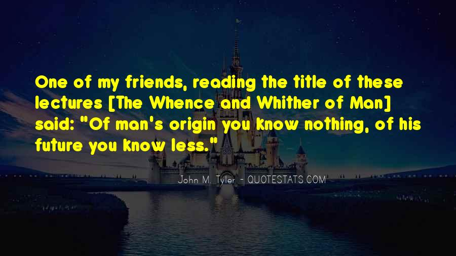Quotes About Knowledge And Reading #1641211