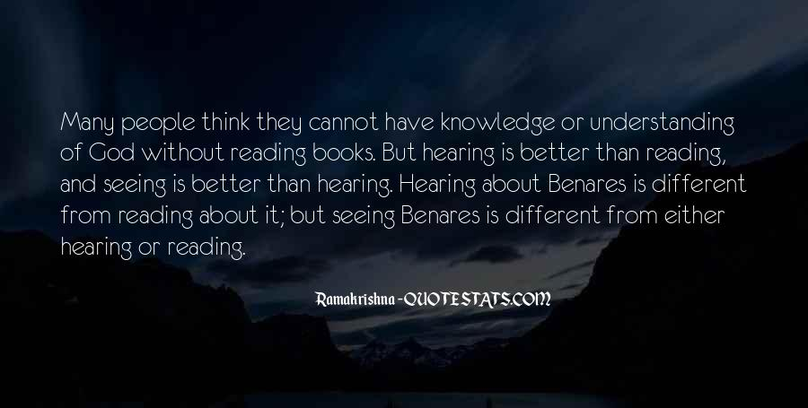 Quotes About Knowledge And Reading #1737616