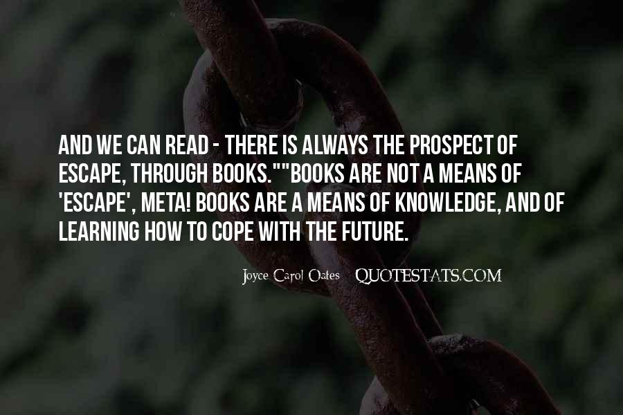 Quotes About Knowledge And Reading #17580