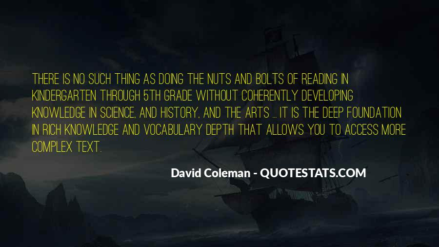 Quotes About Knowledge And Reading #36929