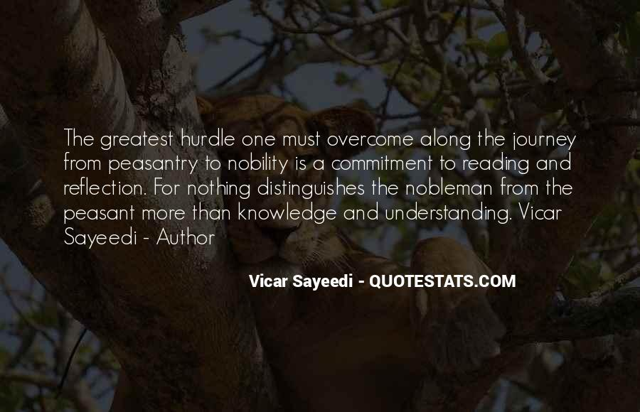 Quotes About Knowledge And Reading #492570