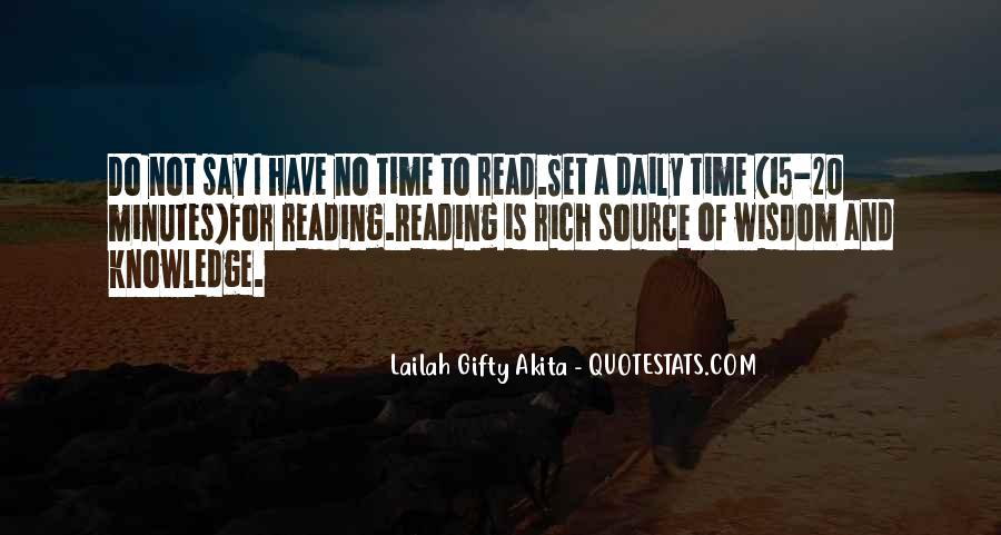 Quotes About Knowledge And Reading #663968