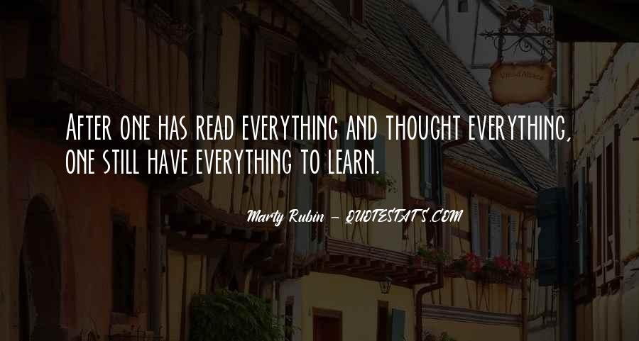 Quotes About Knowledge And Reading #76656