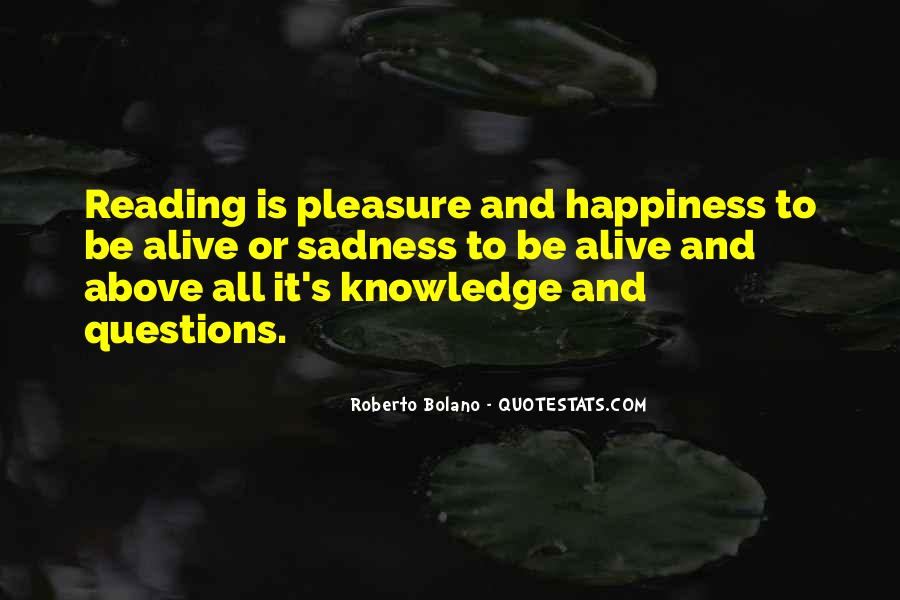 Quotes About Knowledge And Reading #871869