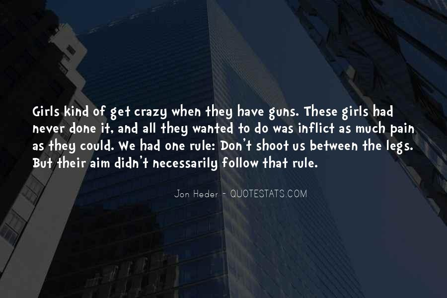Quotes About Crazy Girl #1149043