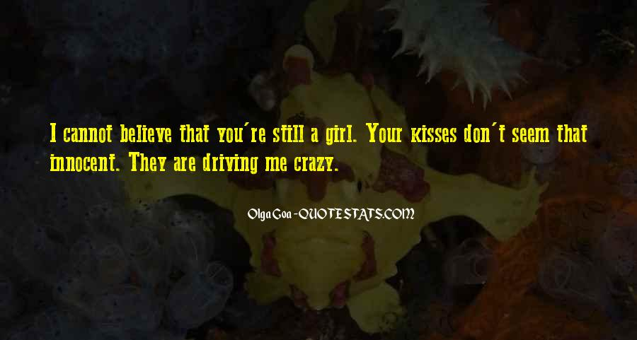 Quotes About Crazy Girl #1152270