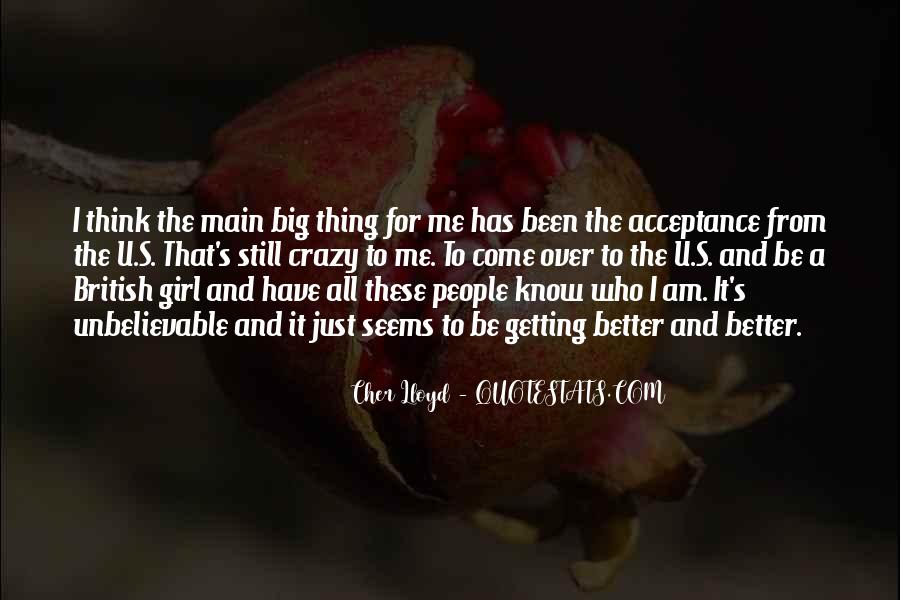 Quotes About Crazy Girl #1188783