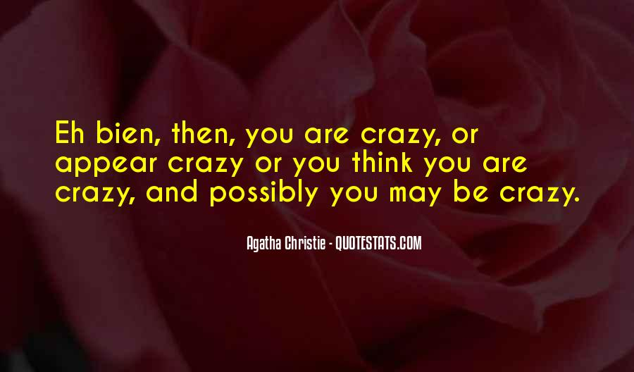 Quotes About Crazy Girl #124952