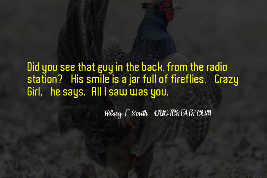 Quotes About Crazy Girl #1601958