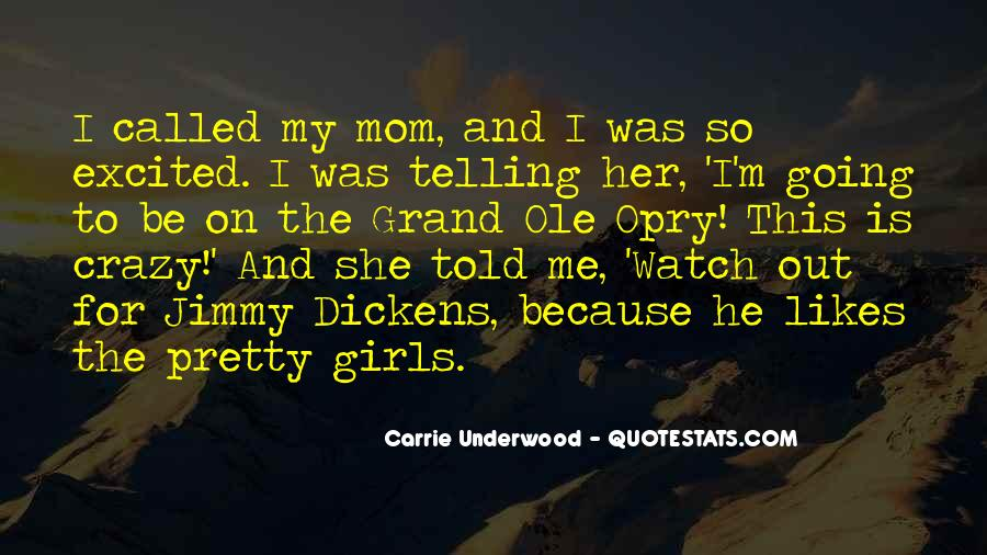 Quotes About Crazy Girl #1639370