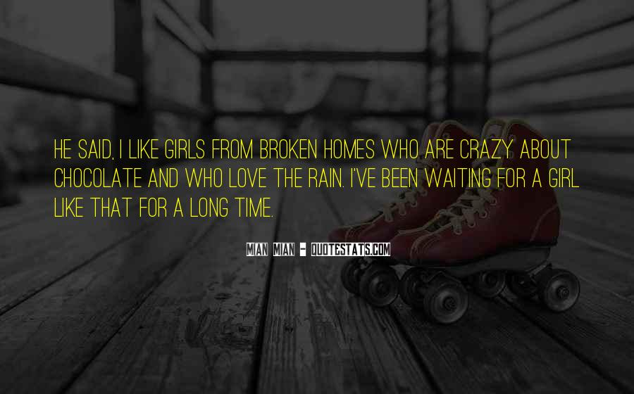 Quotes About Crazy Girl #26884
