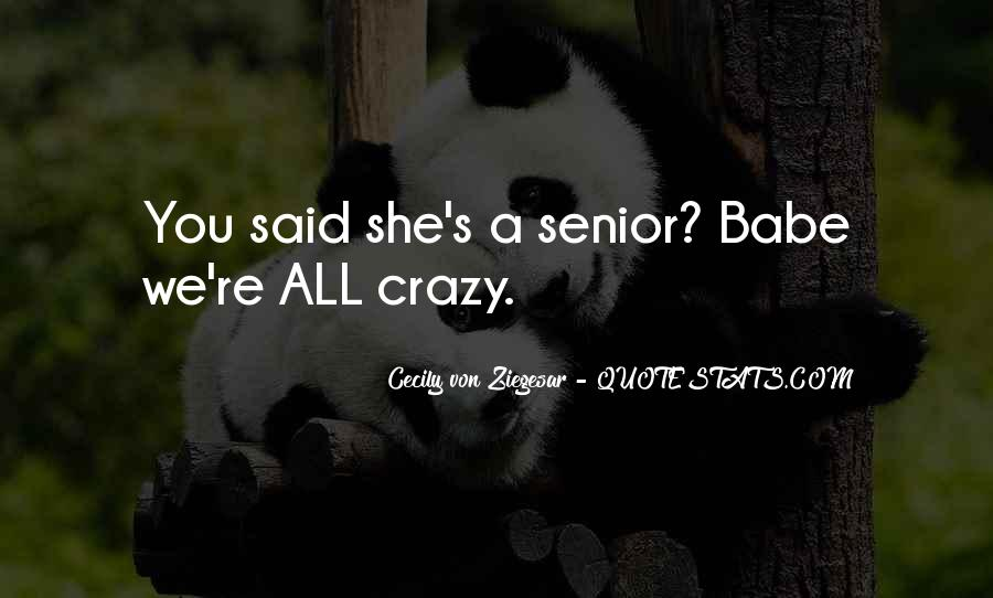 Quotes About Crazy Girl #3153