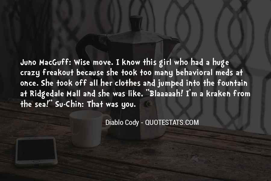 Quotes About Crazy Girl #5531