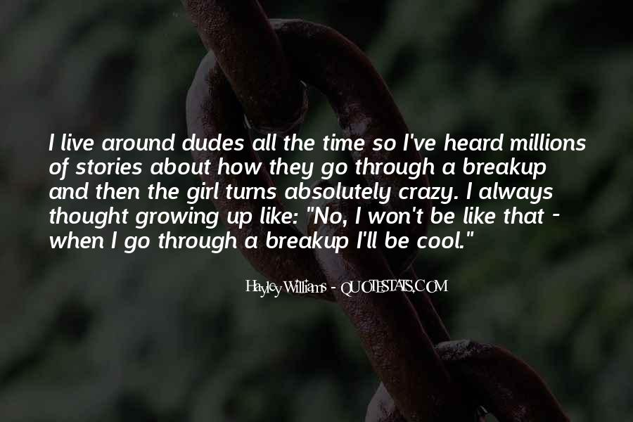Quotes About Crazy Girl #765579