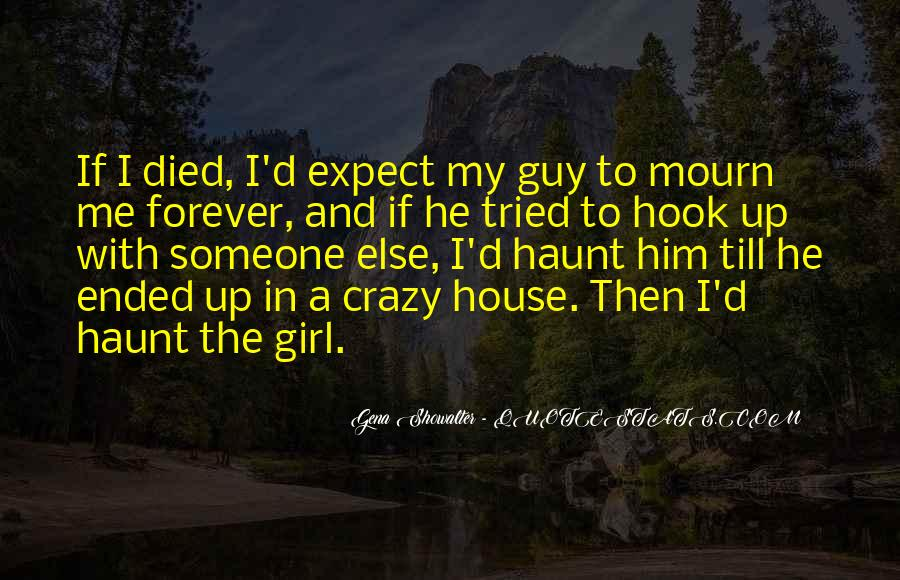 Quotes About Crazy Girl #766120