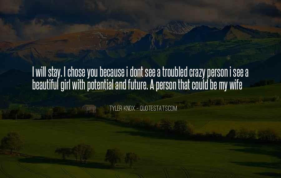 Quotes About Crazy Girl #950619