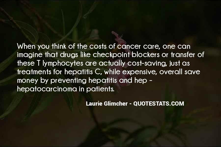 Quotes About Saving Costs #733433