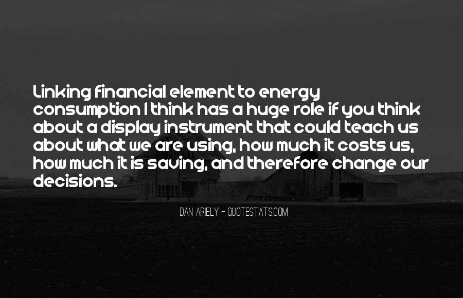 Quotes About Saving Costs #991271