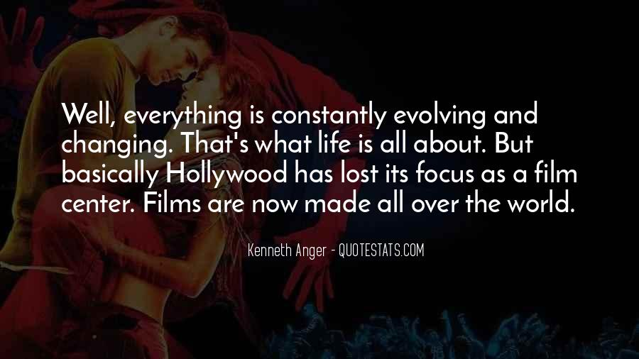 Quotes About Hollywood Films #141381