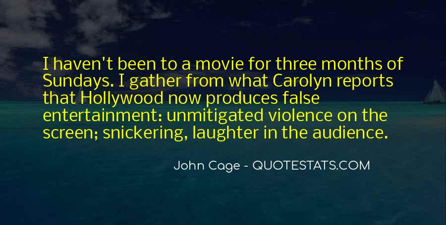 Quotes About Hollywood Films #722382