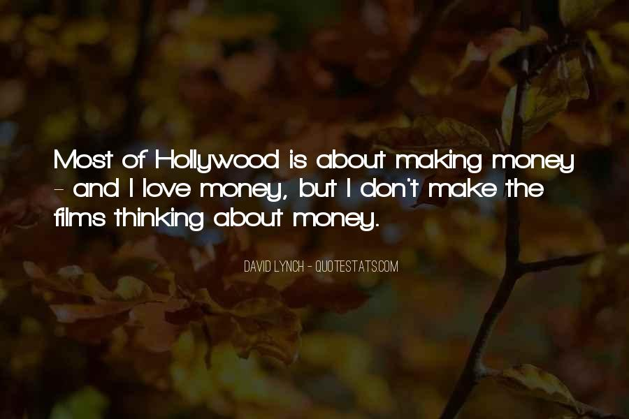 Quotes About Hollywood Films #905789